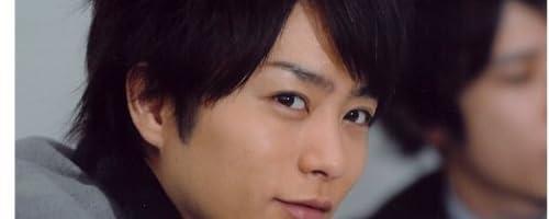 """嵐 ARASHI 公式グッズ ARASHI 10-11TOUR """"Scene""""~ 生写真【櫻井翔】"""