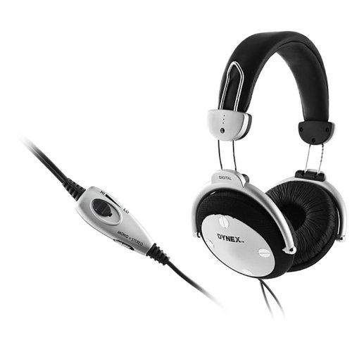 Dynex Digital Full Size Headphone Dx-Hp550