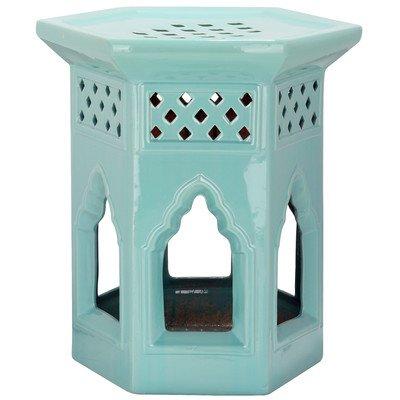 Gartenhocker Moroccan Farbe: Aquamarine hell jetzt bestellen