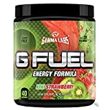 Gamma Labs G Fuel Dietary Supplement, Kiwi Strawberry, 280 Gram 40 Serving