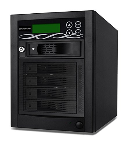 """Spartan 1:4 Target High Performance 3.5"""" / 2.5"""" Sata Hard Disk Drive Hdd And Solid State Ssd 100Mbps Memory Duplicator H04Hsatb front-283496"""