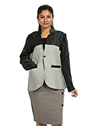 Fbbic Women's Jacket (16133_X-Large_Black)