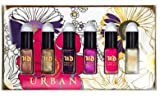 Urban Decay Nail Polish Gift Set ** FREE NAIL TIP GUIDES**