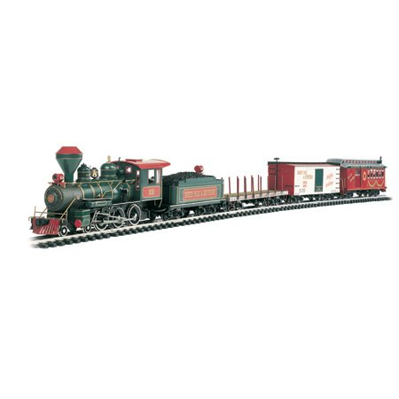 Bachmann Trains North Pole Special Ready-To-Run Large Scale Train Set