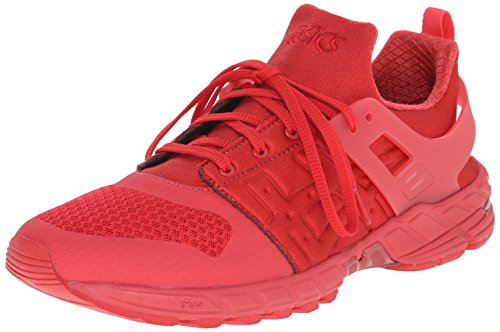 ASICS GT DS Retro Running Shoe, Classic Red/Classic Red, 11 M US