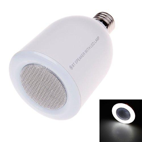 Bluetooth Light Bulb Speaker
