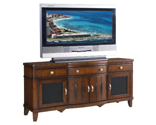 Cheap Somerton Home 139-29 Rhythm Entertainment Console TV Stand, (139-29)