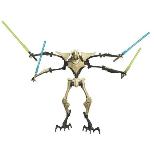 Hasbro 87661   Star Wars Clone Wars General Grievous
