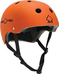 Buy Pro-tec Classic Skate Matte Skateboard Helmet by Pro-Tec