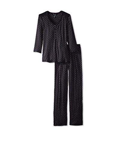 Rene Rofe Sleepwear Women's Don't Mesh with My Pajama Set