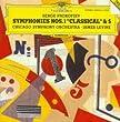 Prokofiev : Symphonies n� 1 & 5