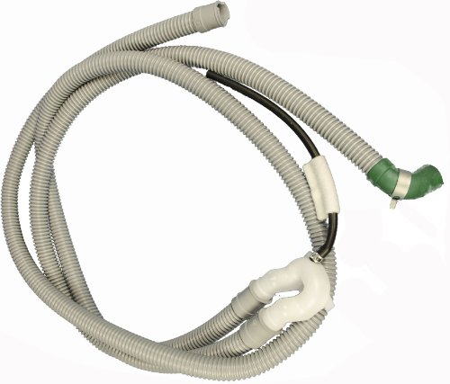 Lg Electronics 5215Er2002G Washing Machine Drain Hose Assembly front-6882