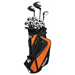 Wilson Profile HL Senior 15-Piece Set by Wilson