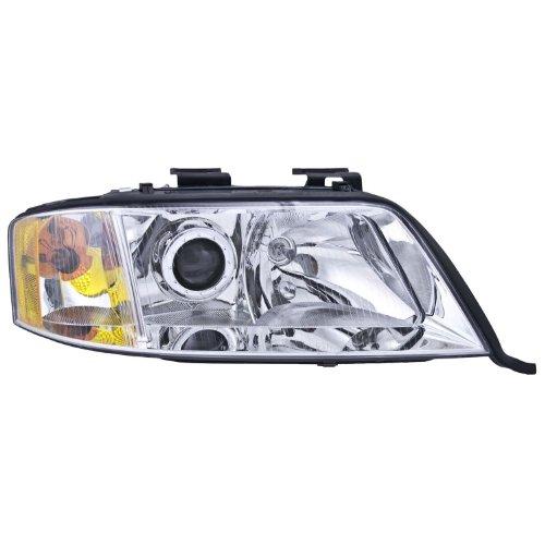 Hella H11822001 Audi A6/A6 Quattro Passenger Side Headlight Assembly