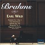 echange, troc  - Sonate Pour Piano N 3 En Fa Min. Op. 5, Intermezzo Op. 117 N 2, Ballade En Sol Min. Op. 118 N 3...