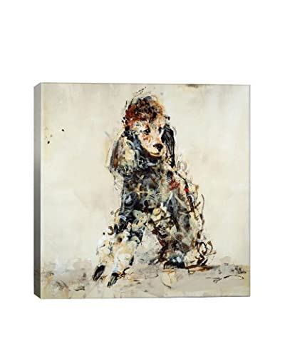 Julian Spencer Coco Gallery-Wrapped Canvas Print