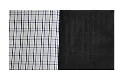 S Kumars elite men's combo sets fabrics checkered collections