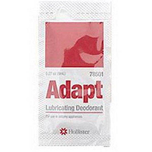 DSS Adapt Lubricating Deodorant Sachet Packets 1/4 oz (Case of 30)