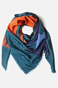 Women's Silk Cotton Foulard