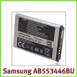 Genuine Samsung AB553446BU Li-Ion (1000 mAh) for Samsung Samsung GT-B2100 / GT-C5212 / GT-E1110 / GT-E1130 / GT-E2120 / GT-E2121 / GT-E2230 / SGH-B100 / SGH-B200 / SGH-F310 / SGH-i320 / SGH-M110 / SGH-P900 - Incl.