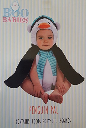 [Boo Babies Halloween Costume Penguin Size 9-18 Months] (Penguin Halloween Costumes For Baby)