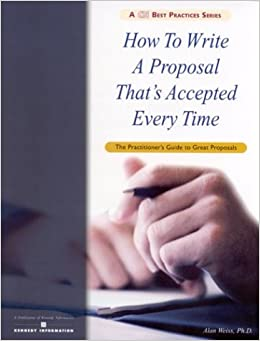 What to include in a book proposal