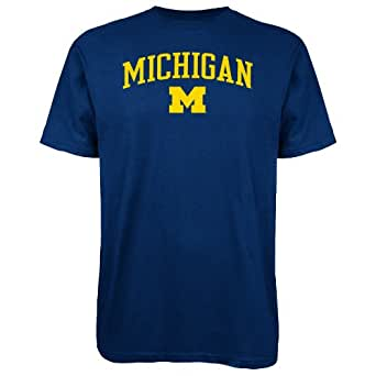 NCAA Michigan Wolverines Big Game Day T-Shirt, XX-Large