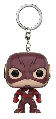 Funko-POP-Keychain-The-Flash-The-Flash-Action-Figure