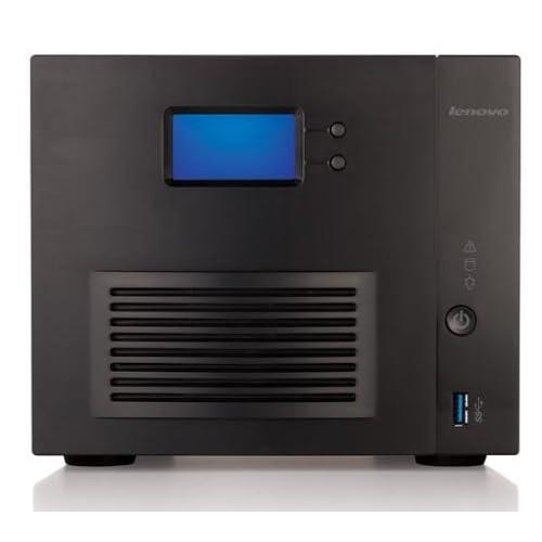 レノボ・ジャパン Lenovo Iomega ix4-300d Network Storage 12TB 4HD×3TB 70B89002AP
