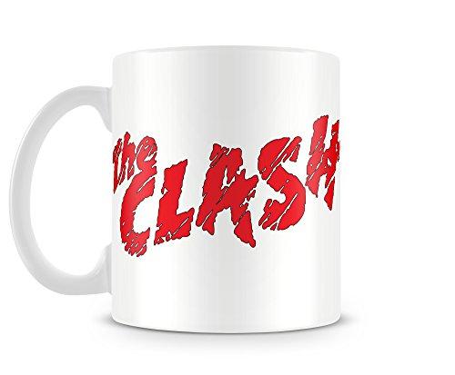 """Tazza MUG """"The Clash"""" - tazza da thè e caffè in ceramica"""