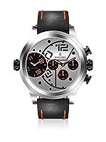 Timecode Reloj de cuarzo Chip 1958 Negro 51 mm