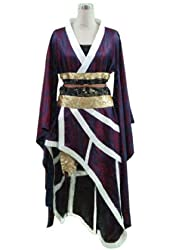 Sengoku Musou Cosplay Costume - Nouhime Outfit 1st XX-Small