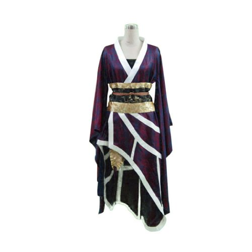 Sengoku Musou Cosplay Costume - Nouhime Outfit 1St Medium