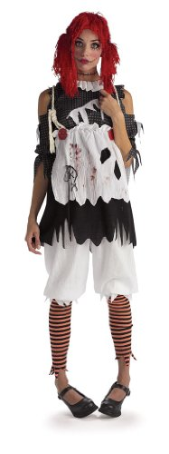 Rubie's Costume Deluxe Rag Doll Costume