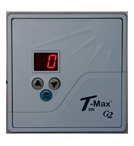 TMax 3W G2 (3A) Digital Tanning Bed Timer Wireless Ready 10 Minutes (Tanning Bed Timer compare prices)