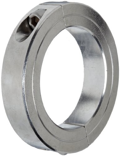 Climax metal c s t stainless steel two piece