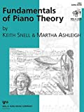 Fundamentals of Piano Theory, Level Seven (Neil A. Kjos Piano Library)