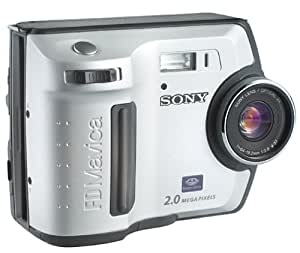 Sony MVCFD200 FD Mavica 2MP Digital Still Camera w/ 3x Optical Zoom