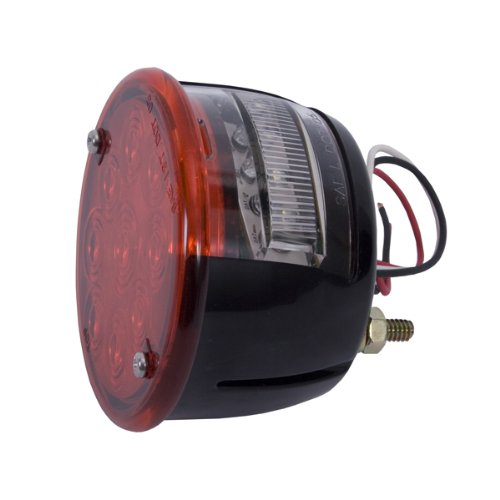 Rugged Ridge 12403.81 Driver Side Led Tail Light