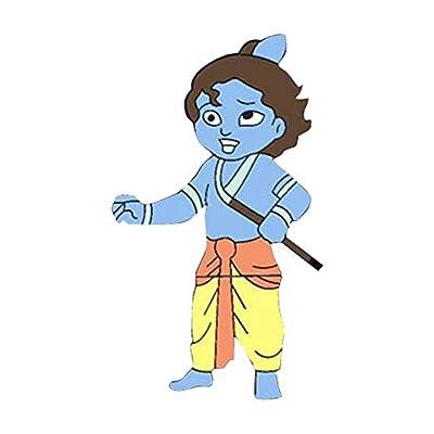 Zeztee 16 GB Pen Drive USB 2.0 Bal Krishna Cartoon Character Shape Pen Drive ZT13987