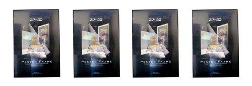 Black friday Four(4) Vinyl Black Finish Poster Frame 27x40 ...