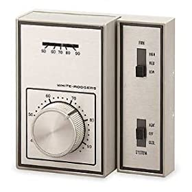 White Rodgers 1A11-2 Line Voltage SPDT Thermostat