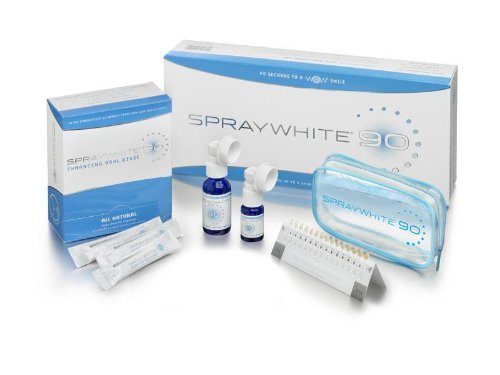 WOW Spraywhite 90 Teeth Whitening Oral Care Powder