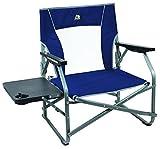 GCI Outdoor 3 Position Event Chair, Indigo Blue
