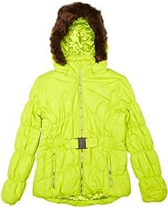 Dare 2b Girl's Wondrous Leisurewear Jackets - Lime Punch, Size 7-8