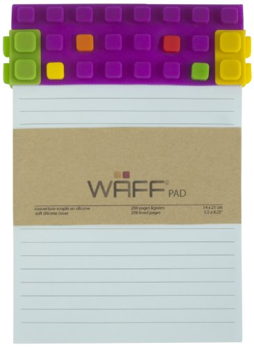 WAFF Pad, Large, Purple