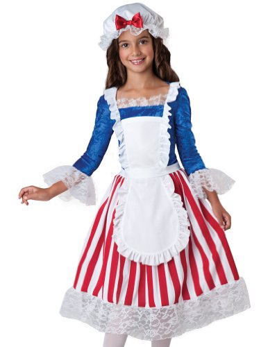 InCharacter Costumes Betsy Ross Costume