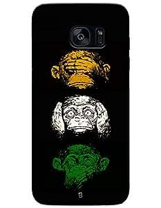 Wisdom Monkeys case for Samsung Galaxy S7