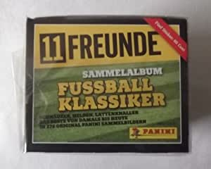 Panini - 11 Freunde Fussball Klassiker Sammelsticker - Display (50 Tüten)