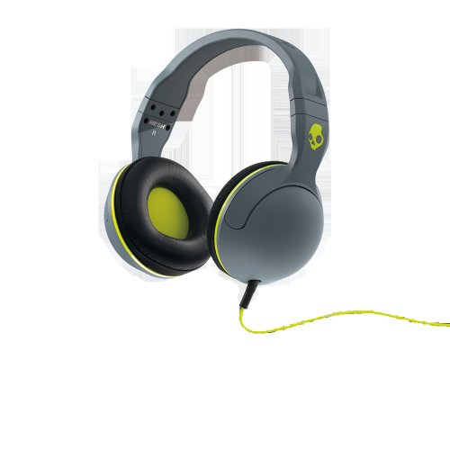 Skullcandy Hesh 2.0 Headphones (Gray/Black/Lime)